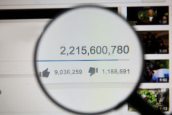 Lupe YouTube Views