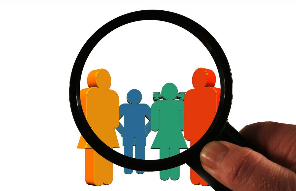 Zielgruppendefitinition – Buyer Persona